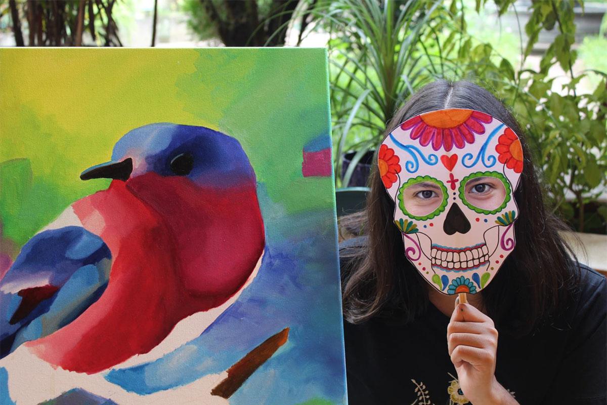 Taller de Pintura - Isabel Tenorio Cuevas