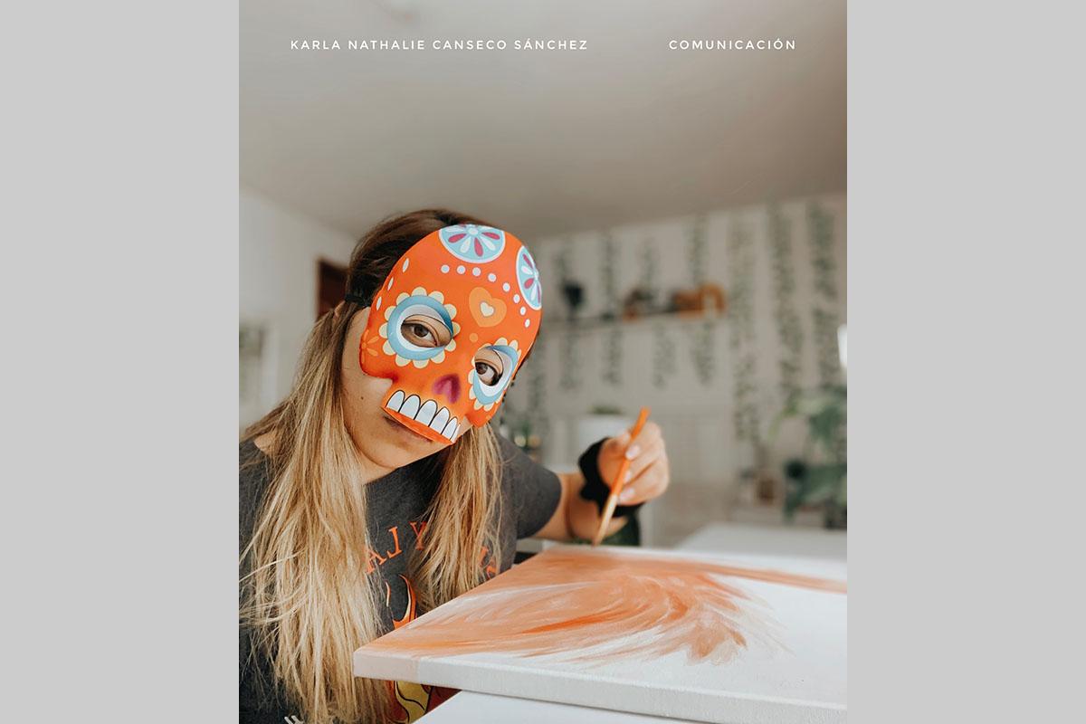 Taller de Pintura - Karla Nathalie Canseco Sánchez
