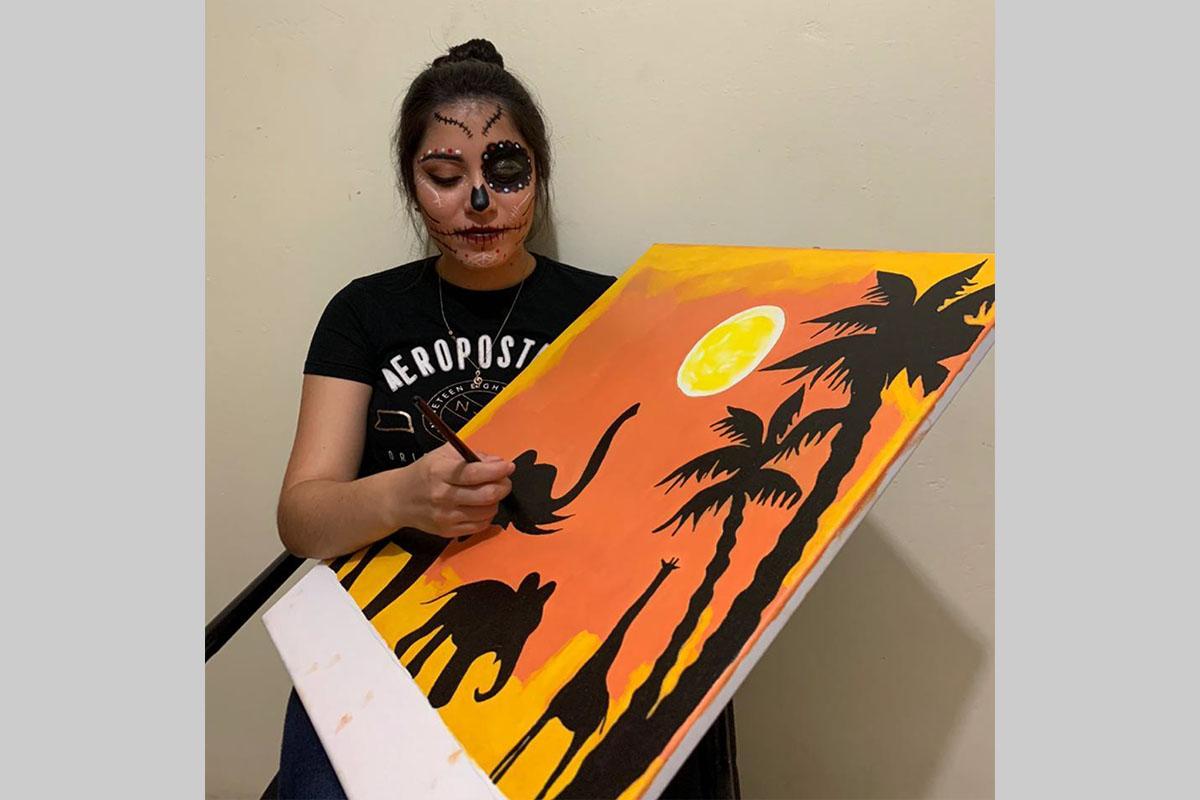 Taller de Pintura - Darlyne Oropeza