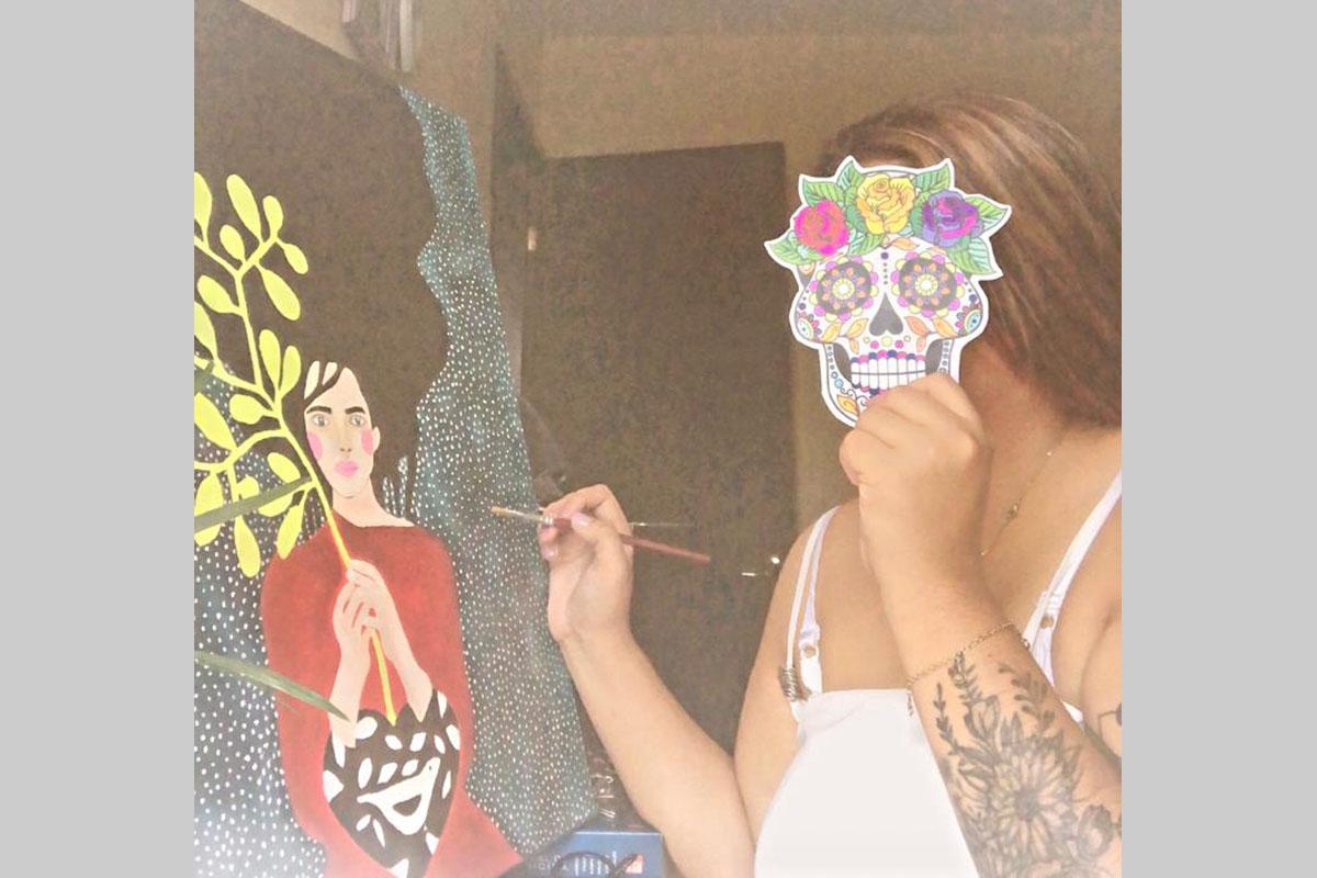Taller de Pintura - Diana Abby Hernández Hernández