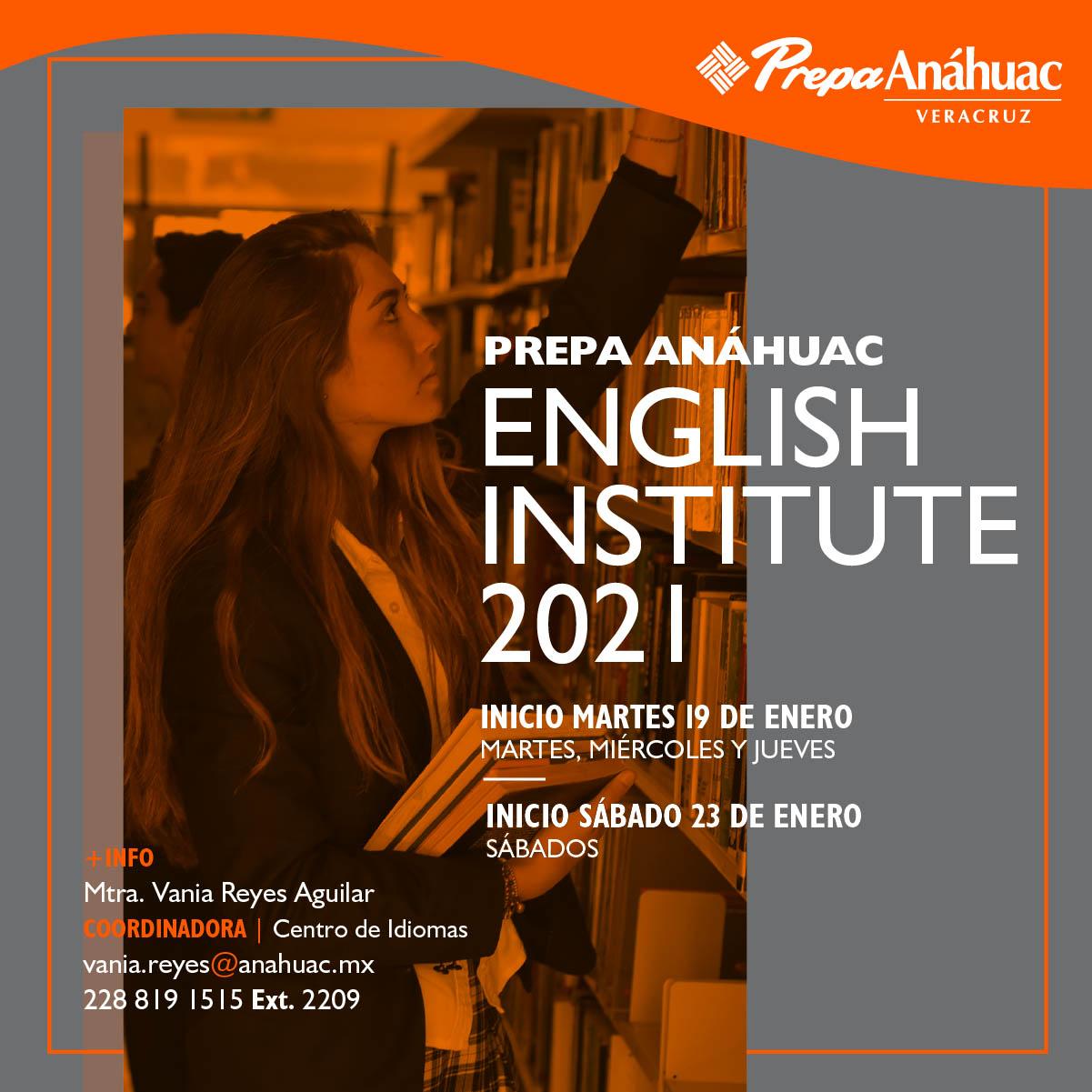 Prepa Anáhuac English Institute