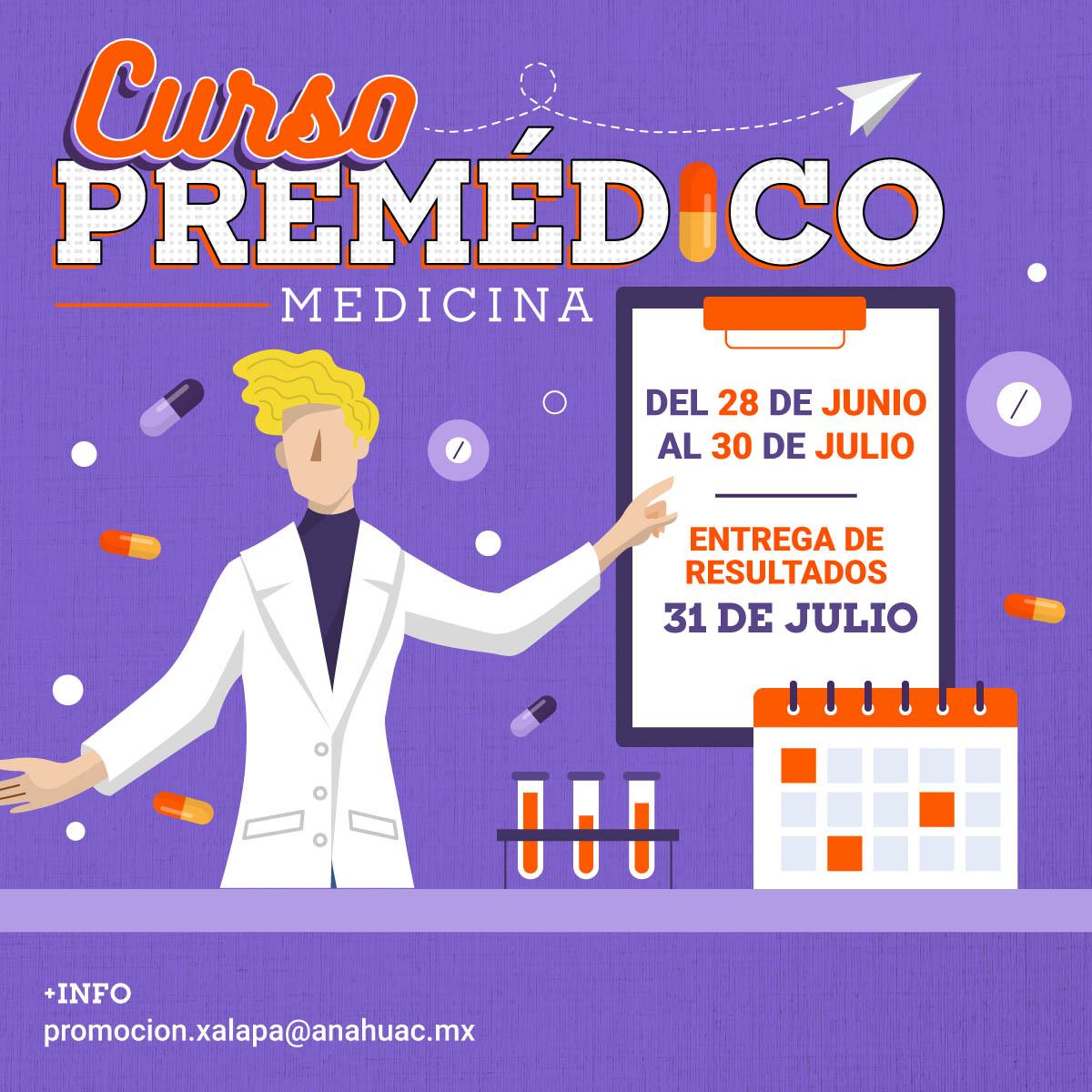Curso Premédico Medicina