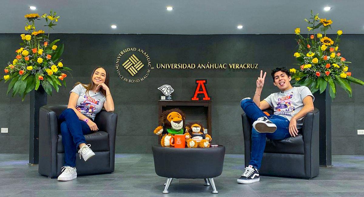 1 / 2 - BIU 2021: la Bienvenida a una Nueva Generación de Alumnos Anáhuac