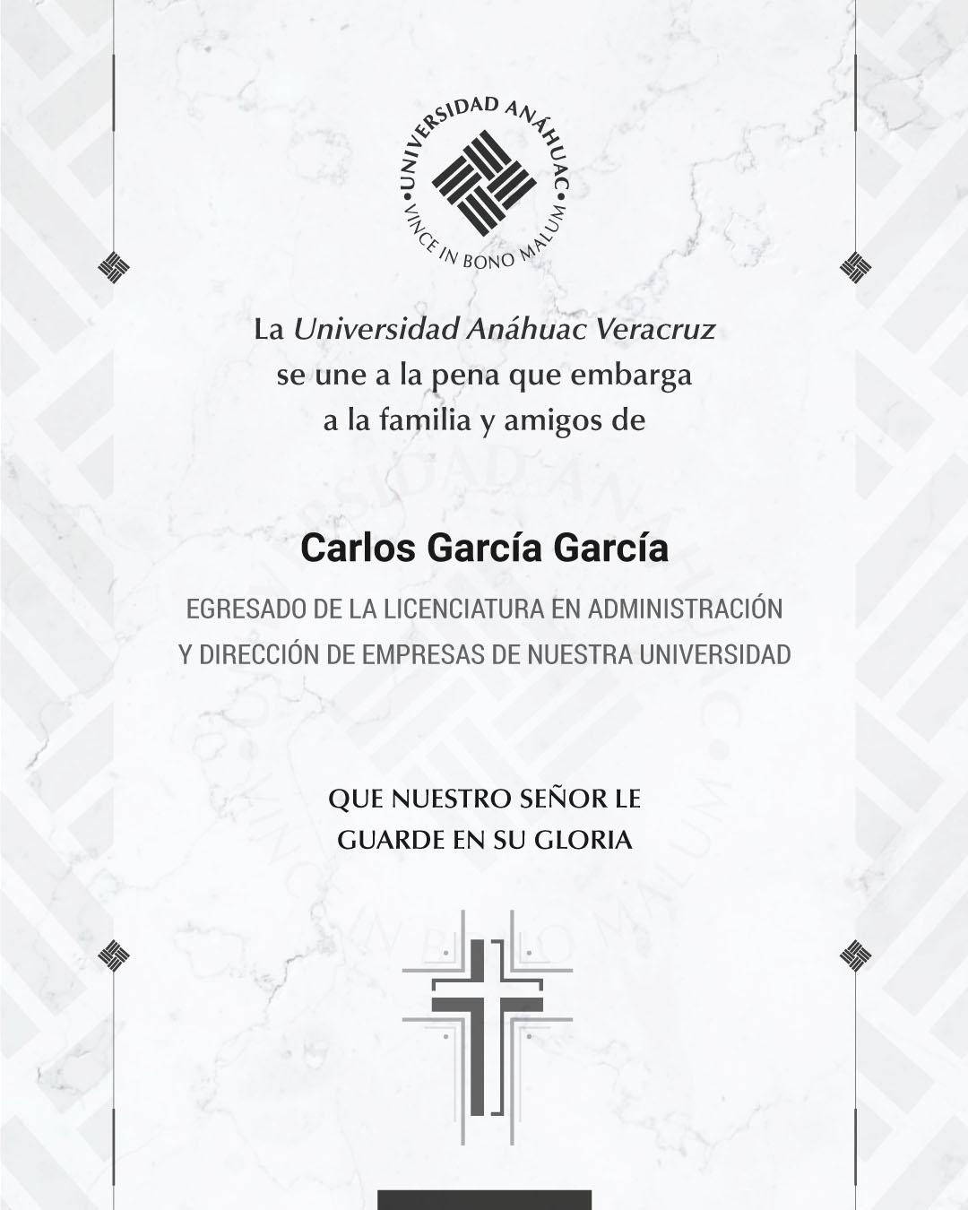 Carlos García García