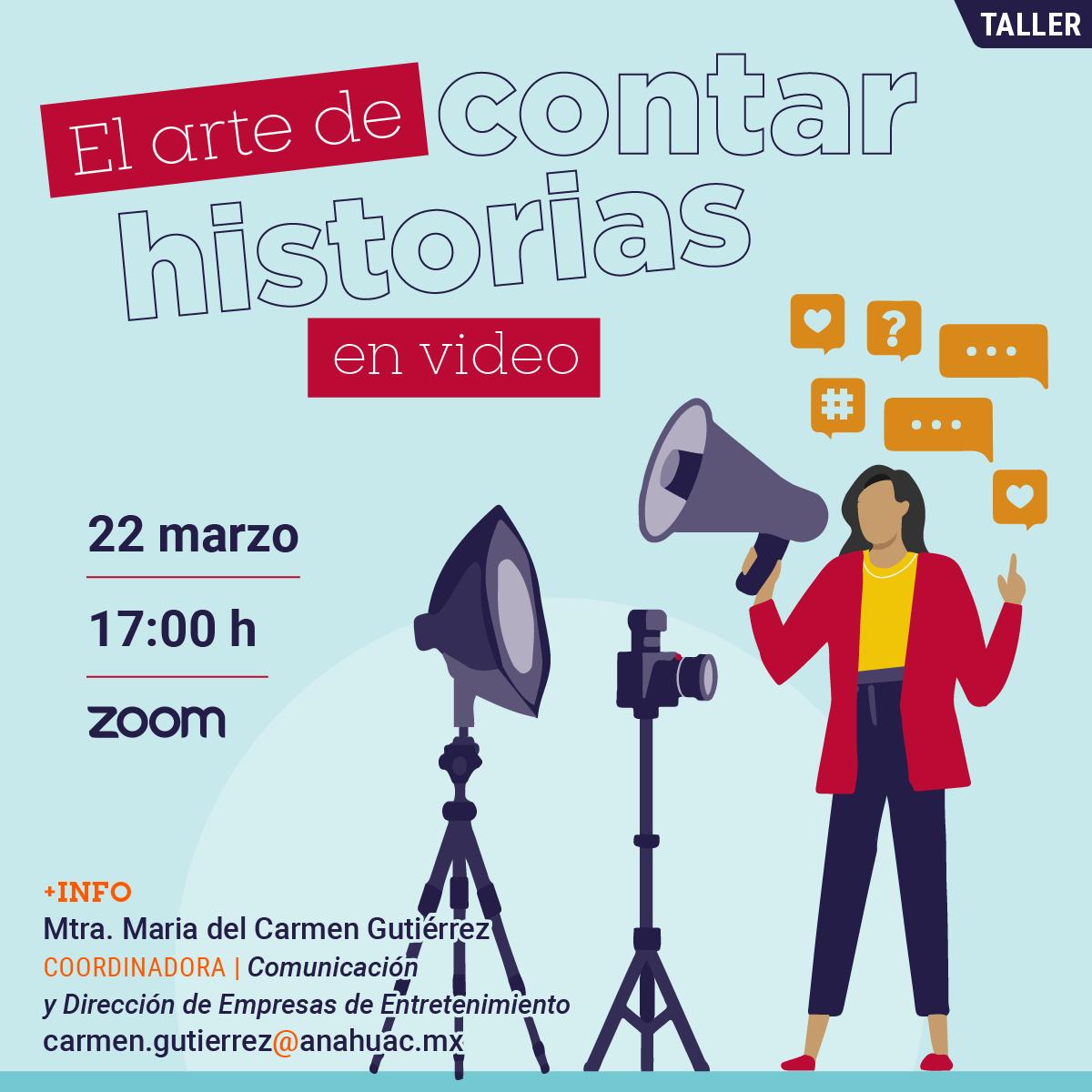 El Arte de Contar Historias en Video