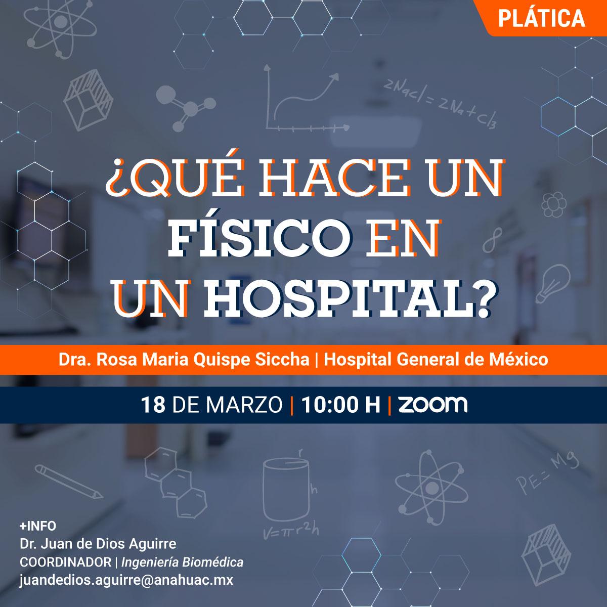 ¿Qué Hace un Físico en un Hospital?