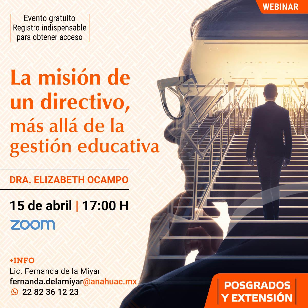 La Misión de un Directivo: Más Allá de la Gestión Educativa