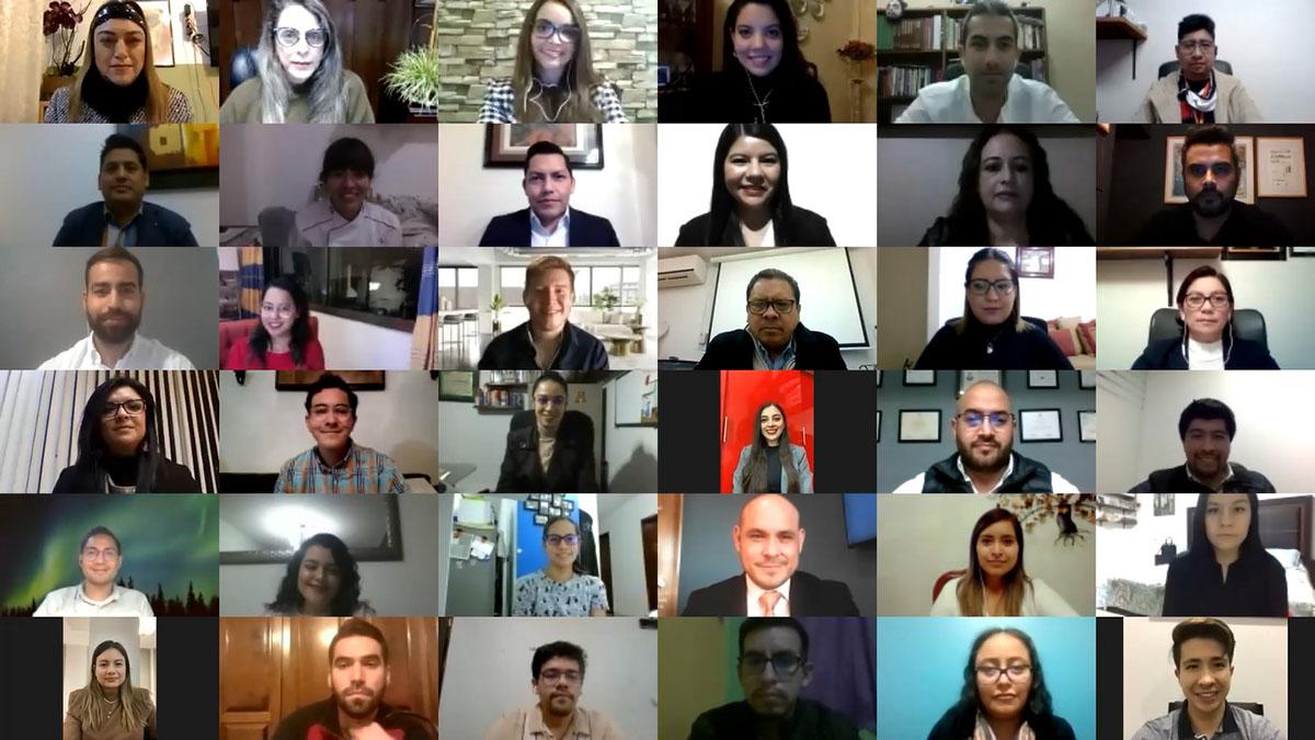 1 / 2 - Primer Clausura Virtual de Diplomados 2021
