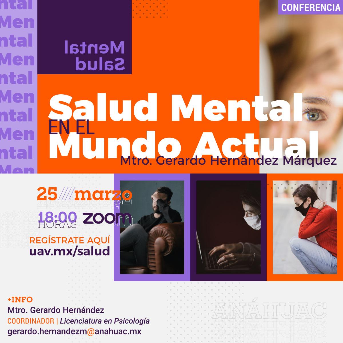 Salud Mental en el Mundo Actual