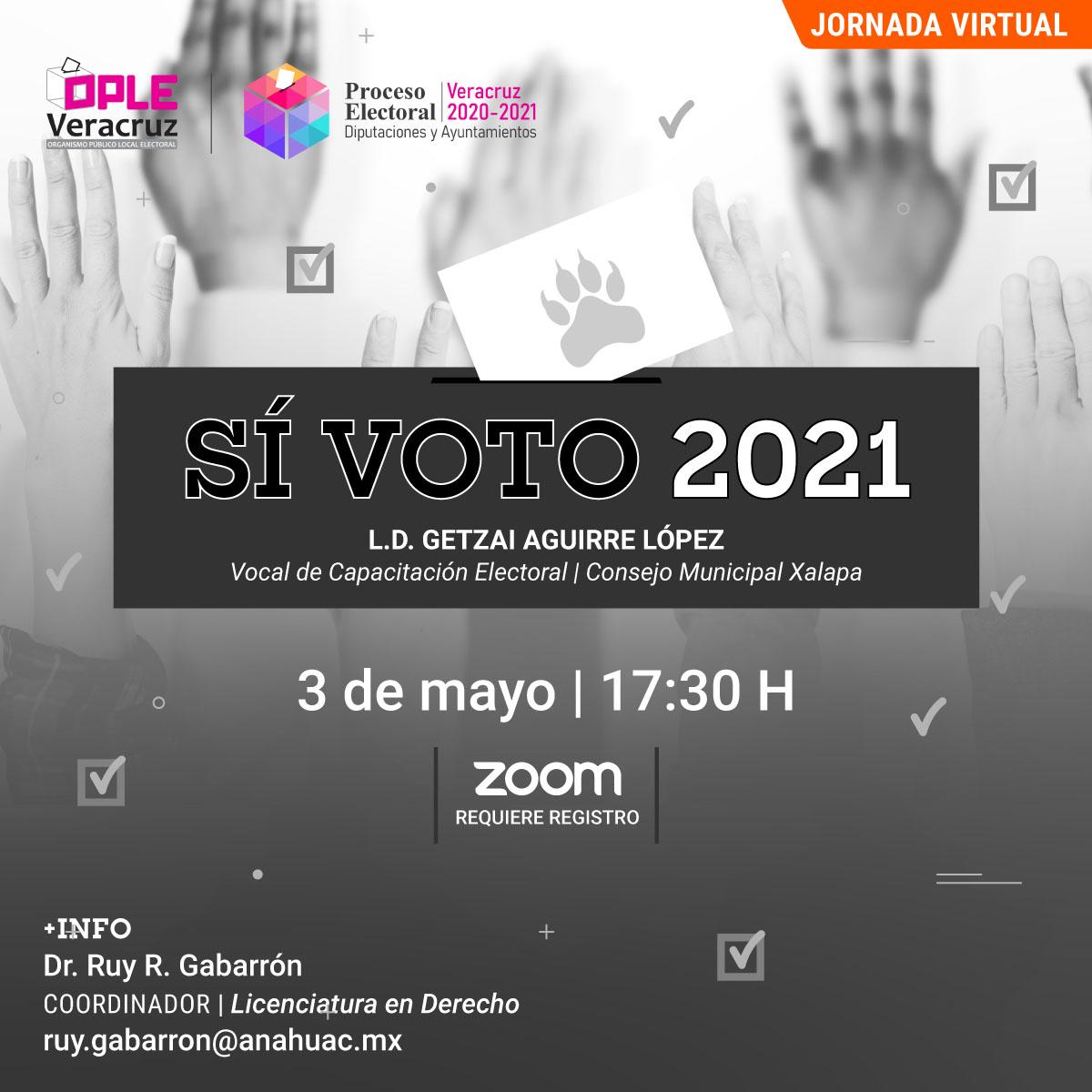 Sí Voto 2021