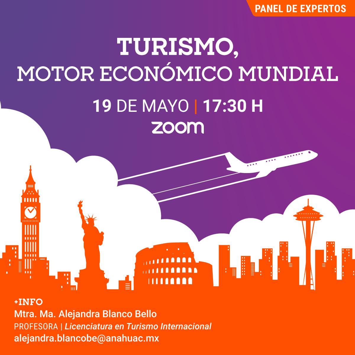 Turismo: Motor Económico Mundial