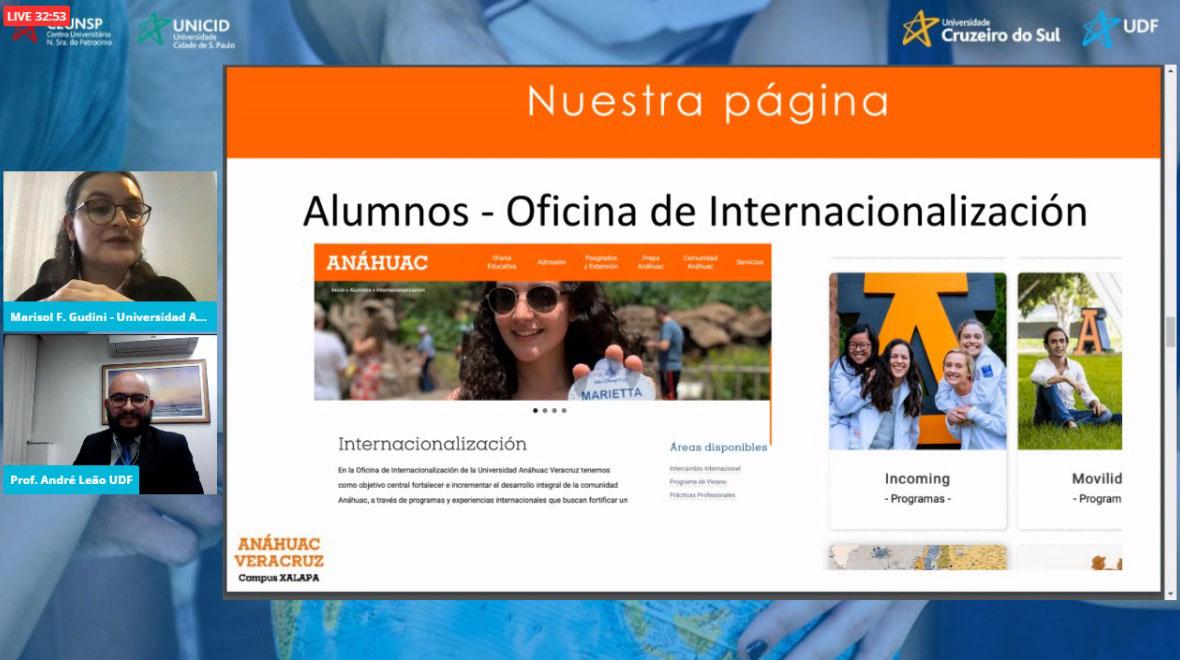 2 / 3 - Estudiar en Latinoamérica: Intercambio Estudiantil