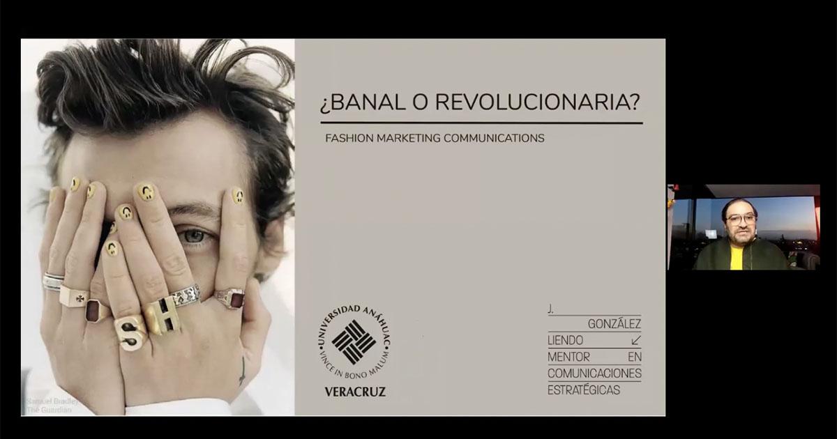 1 / 5 - Fashion Marketing ¿Banal o Revolucionaria?