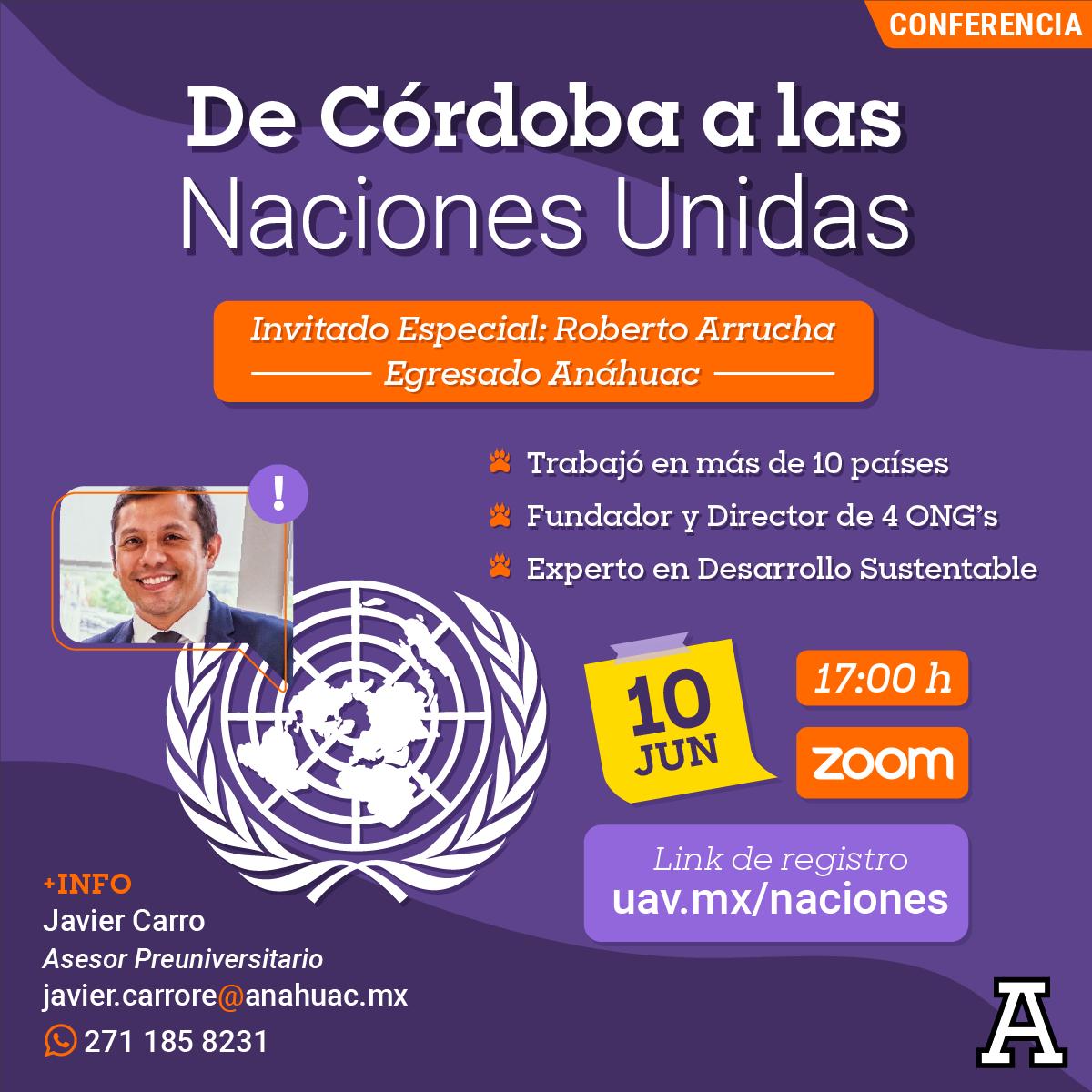 De Córdoba a las Naciones Unidas