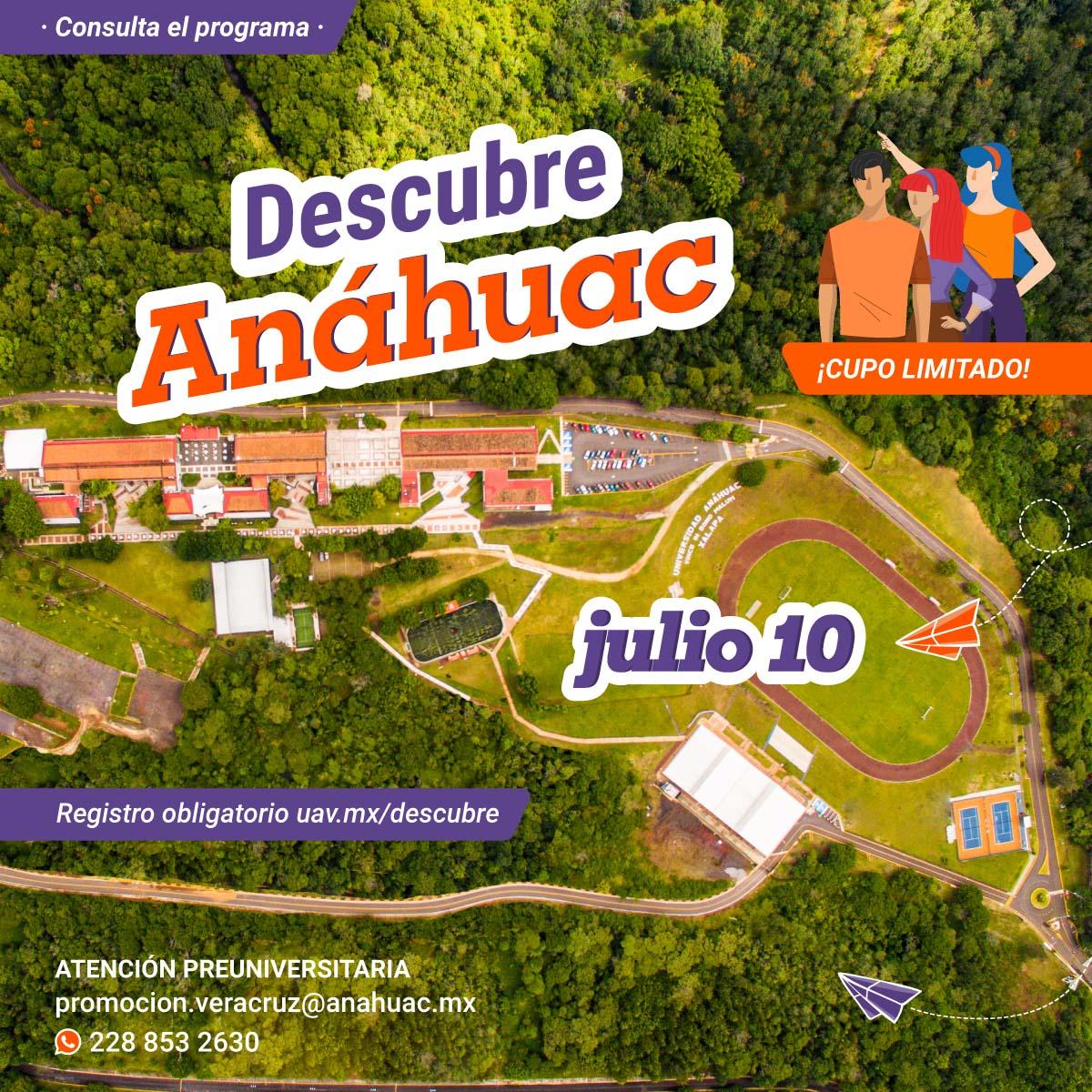 Descubre Anáhuac