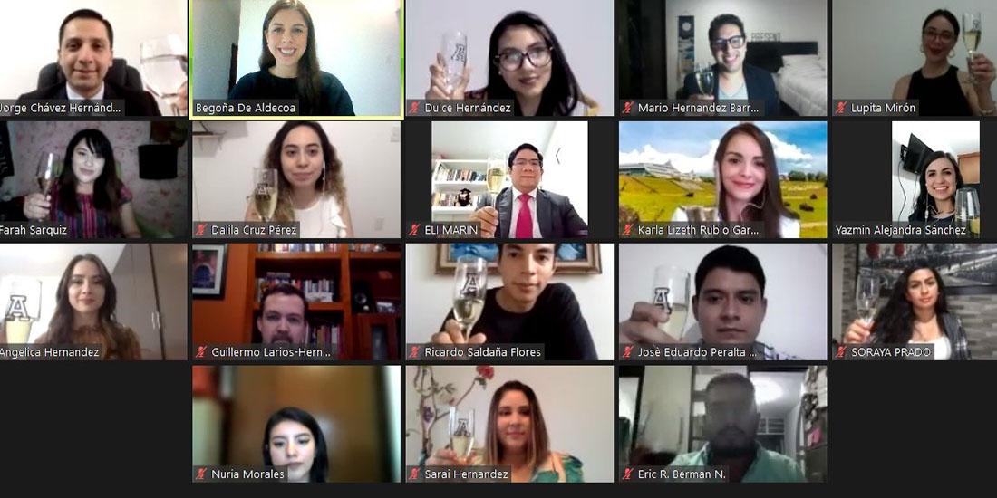 2 / 2 - La Meta Está Cerca: Maestría en Comunicación y Mercadotecnia