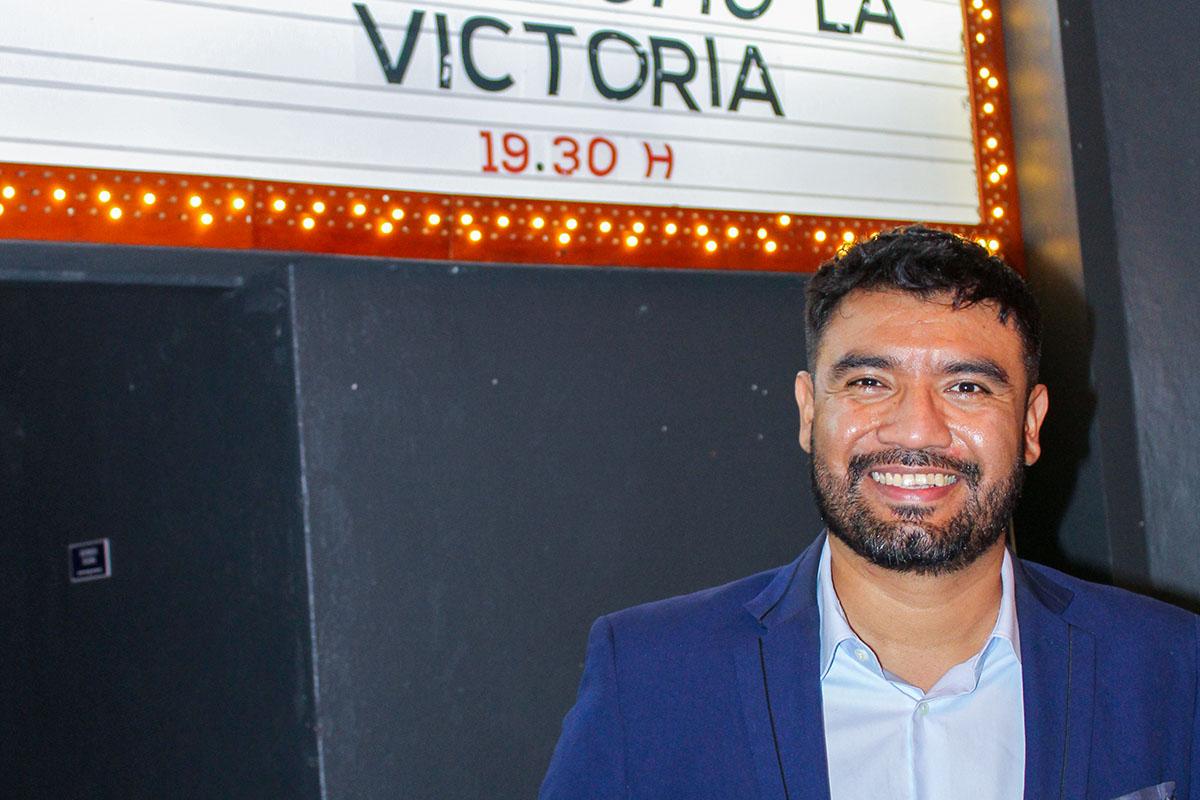 1 / 4 - Presentación del Cortometraje Nada Como la Victoria por el Mtro. Daviel Reyes