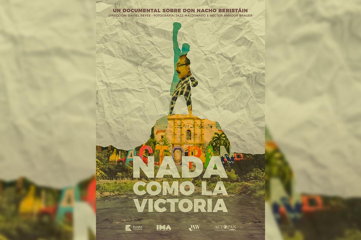 2 / 4 - Presentación del Cortometraje Nada Como la Victoria por el Mtro. Daviel Reyes