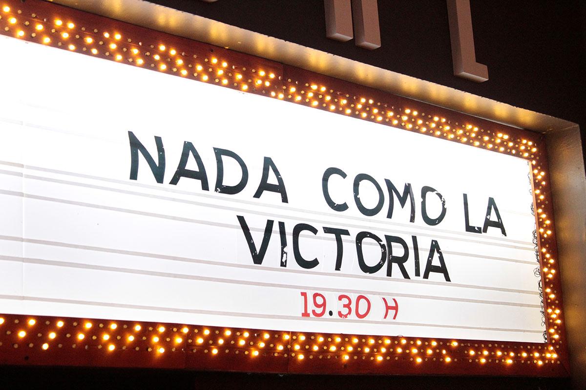 4 / 4 - Presentación del Cortometraje Nada Como la Victoria por el Mtro. Daviel Reyes