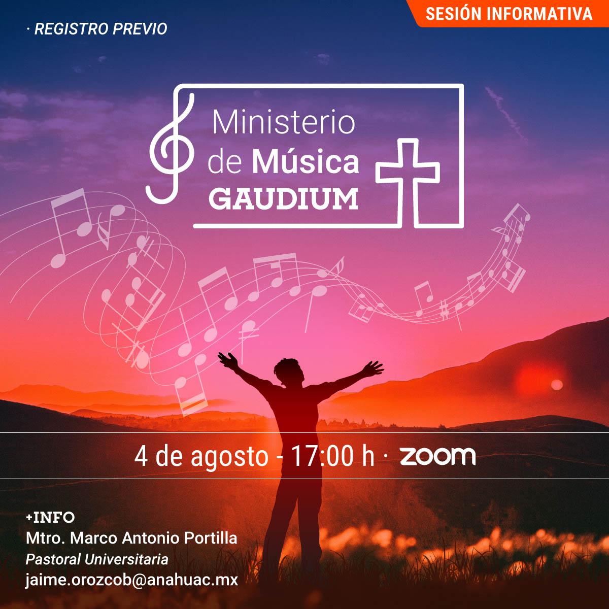 Ministerio de Música Gaudium