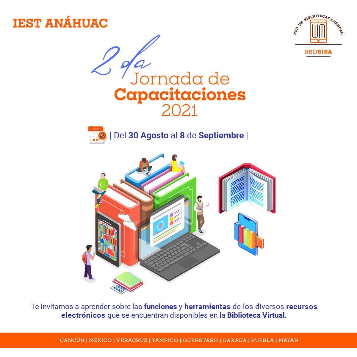2da Jornada de Capacitaciones 2021