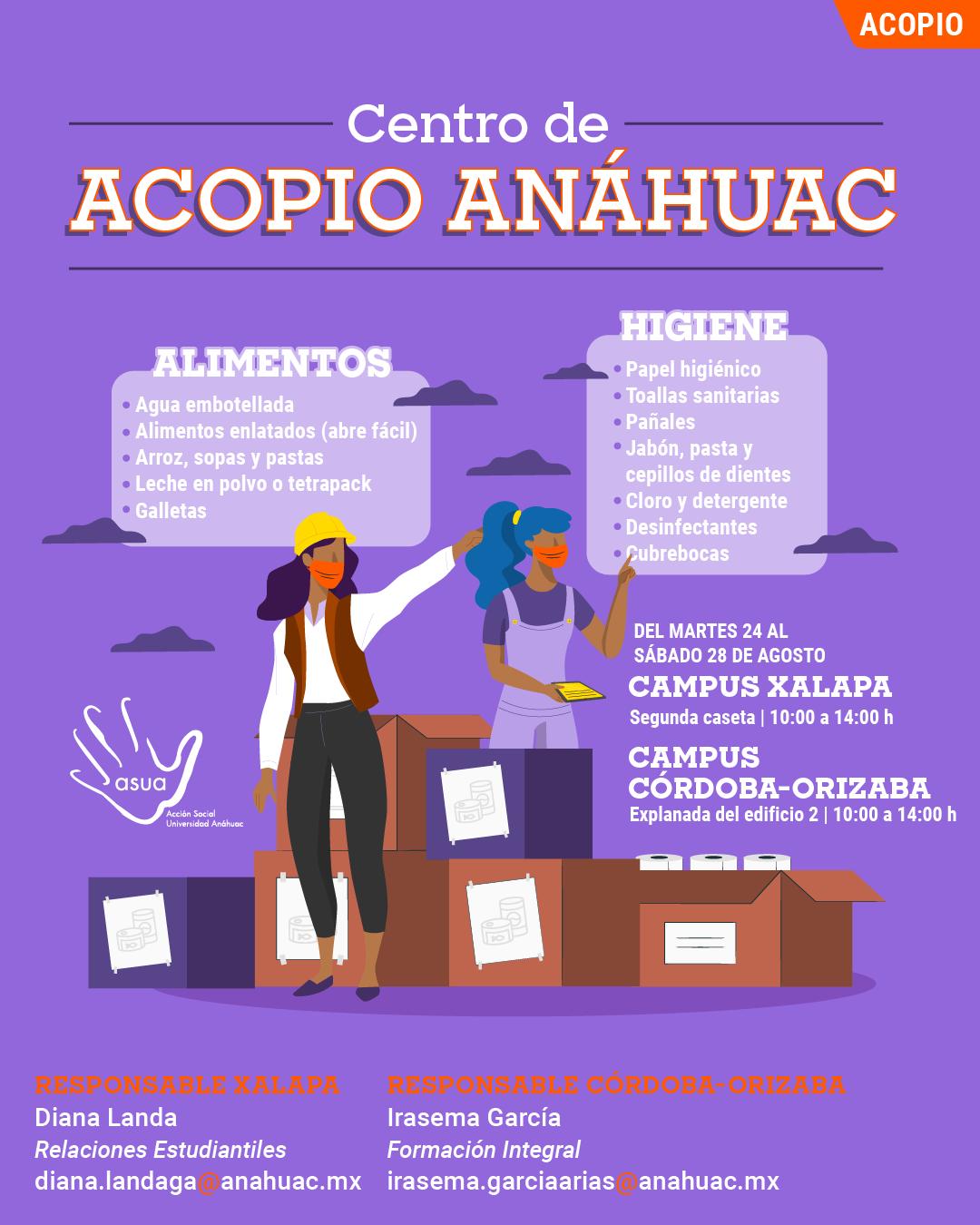 Centro de Acopio Anáhuac