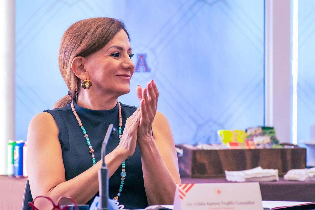 7 / 7 - Nueva Consejera Presidenta del Consejo Consultivo Académico de Negocios Internacionales