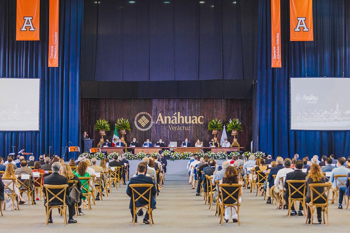 1 / 10 - Inauguración de la Universidad Anáhuac Veracruz campus Córdoba-Orizaba