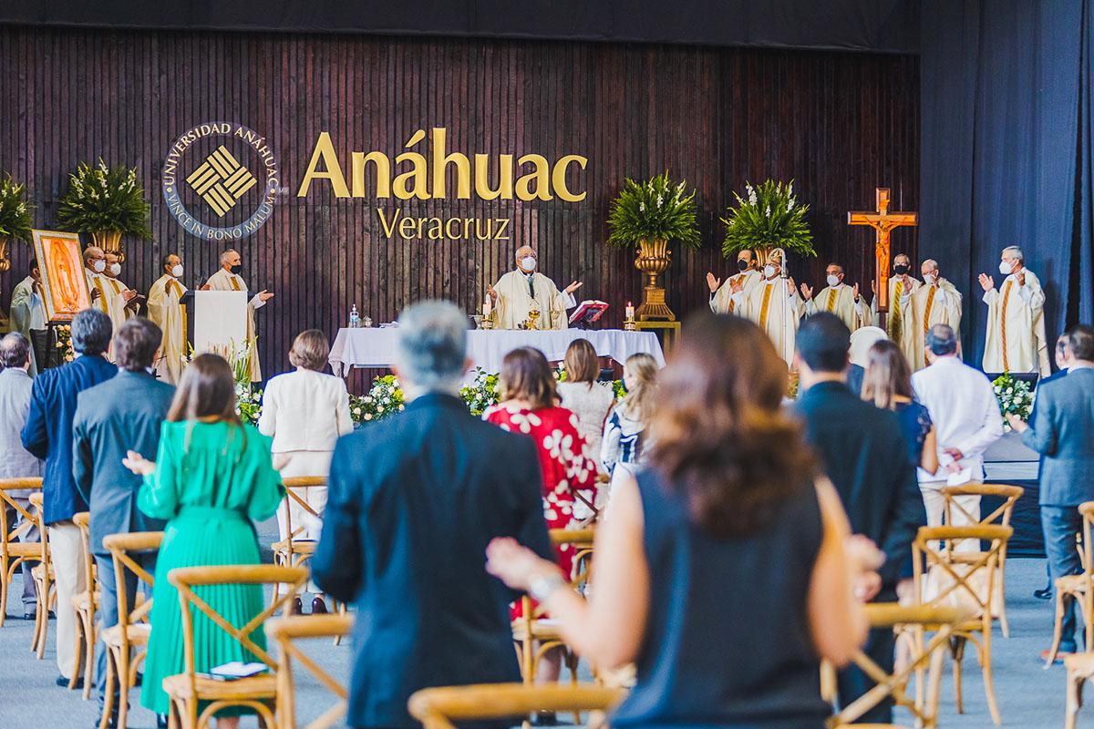 2 / 10 - Inauguración de la Universidad Anáhuac Veracruz campus Córdoba-Orizaba