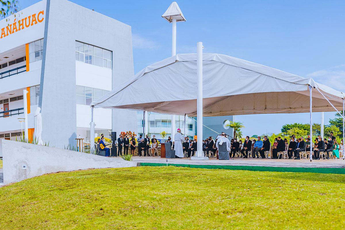 3 / 10 - Inauguración de la Universidad Anáhuac Veracruz campus Córdoba-Orizaba