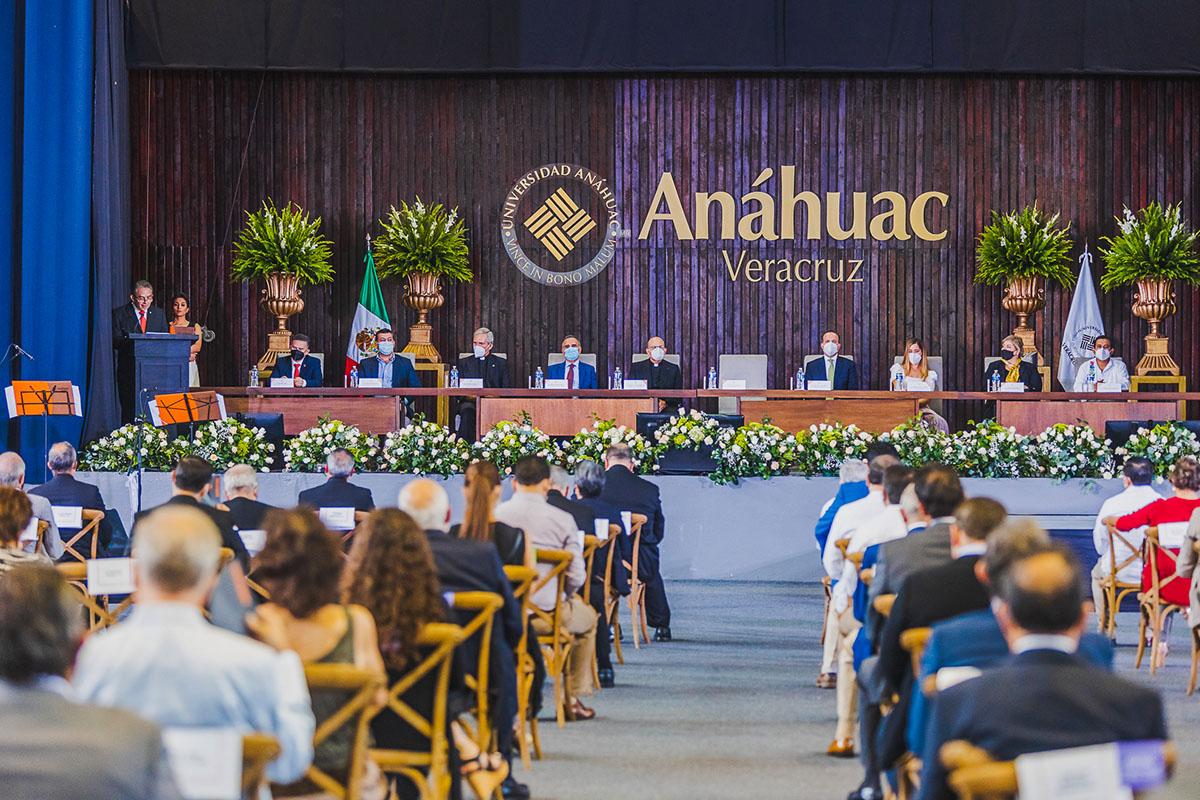 5 / 10 - Inauguración de la Universidad Anáhuac Veracruz campus Córdoba-Orizaba