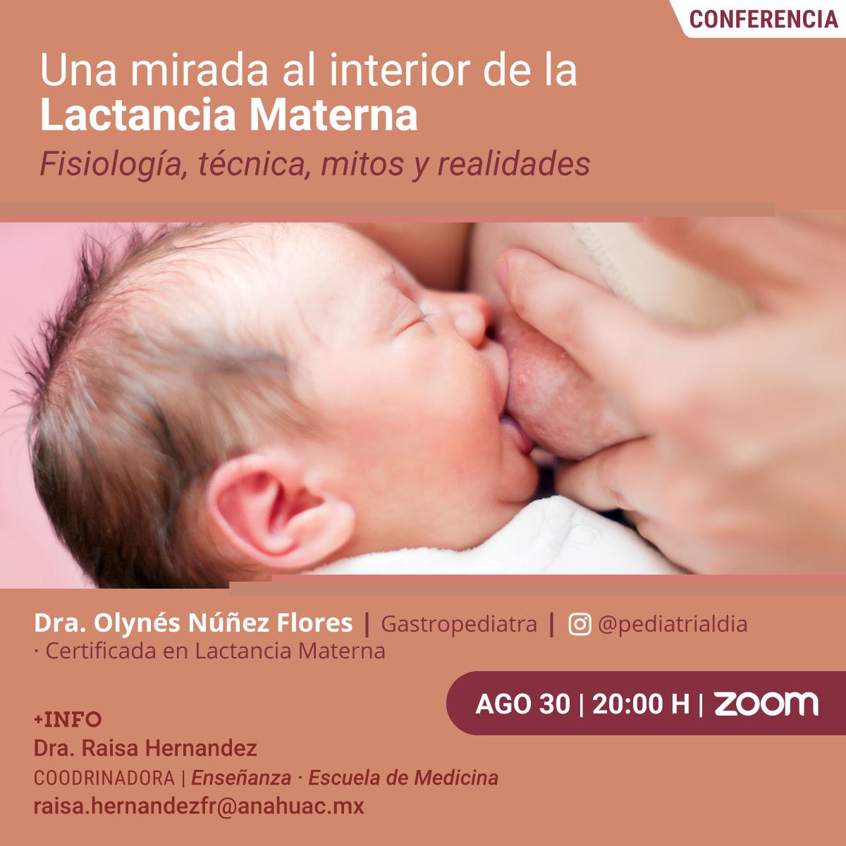 Una Mirada al Interior de la Lactancia Materna