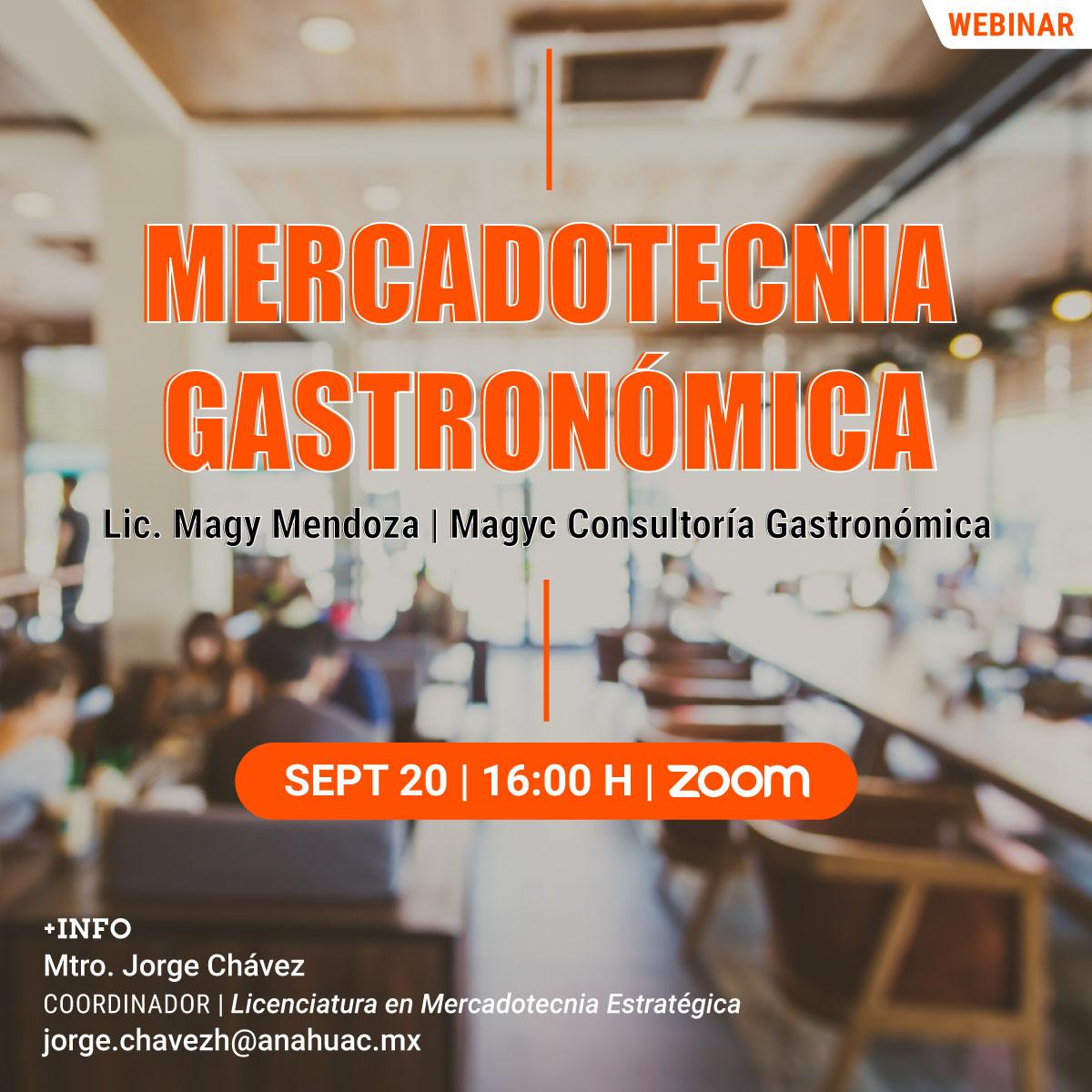 Mercadotecnia Gastronómica