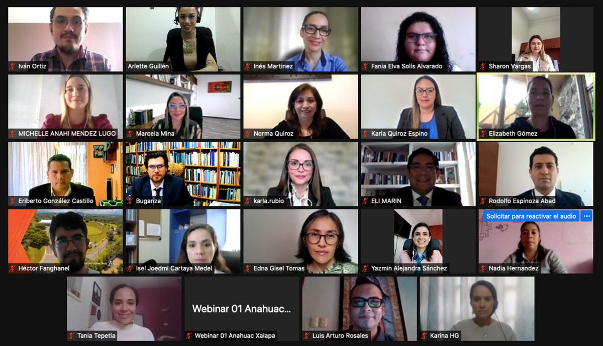 1 / 1 - Líderes del Sector Educativo Incursionan en Nuevo Programa Doctoral Anáhuac
