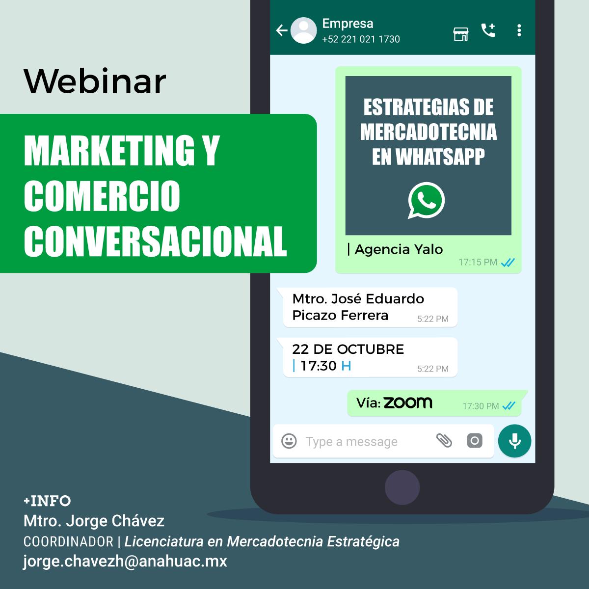 Marketing y Comercio Conversacional