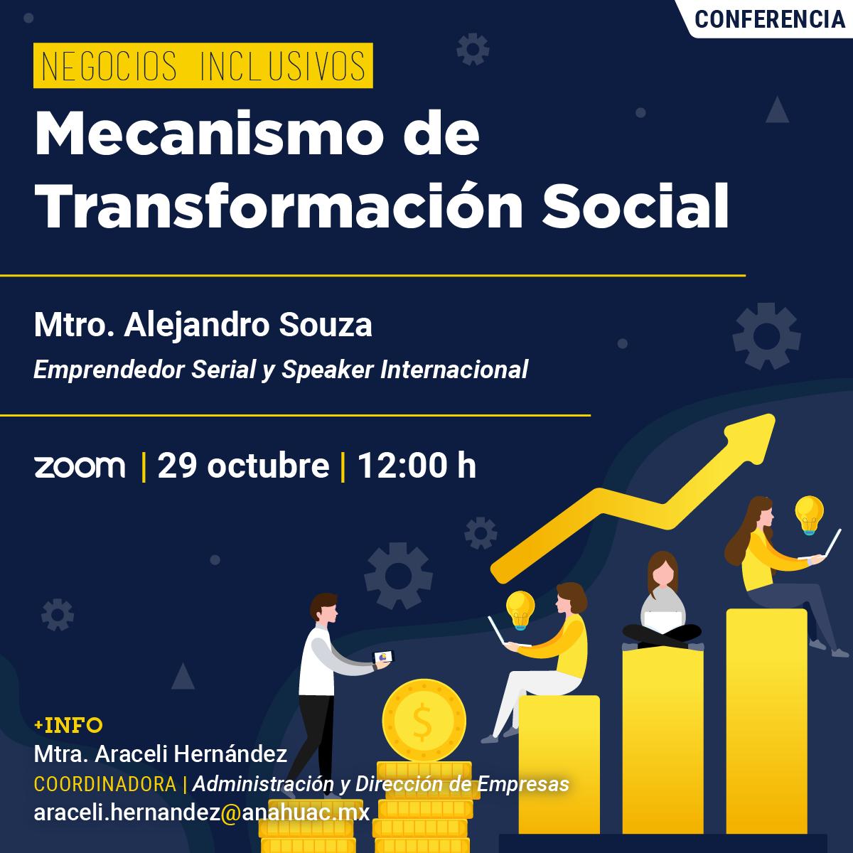 Negocios Inclusivos: Mecanismo de Transformación Social
