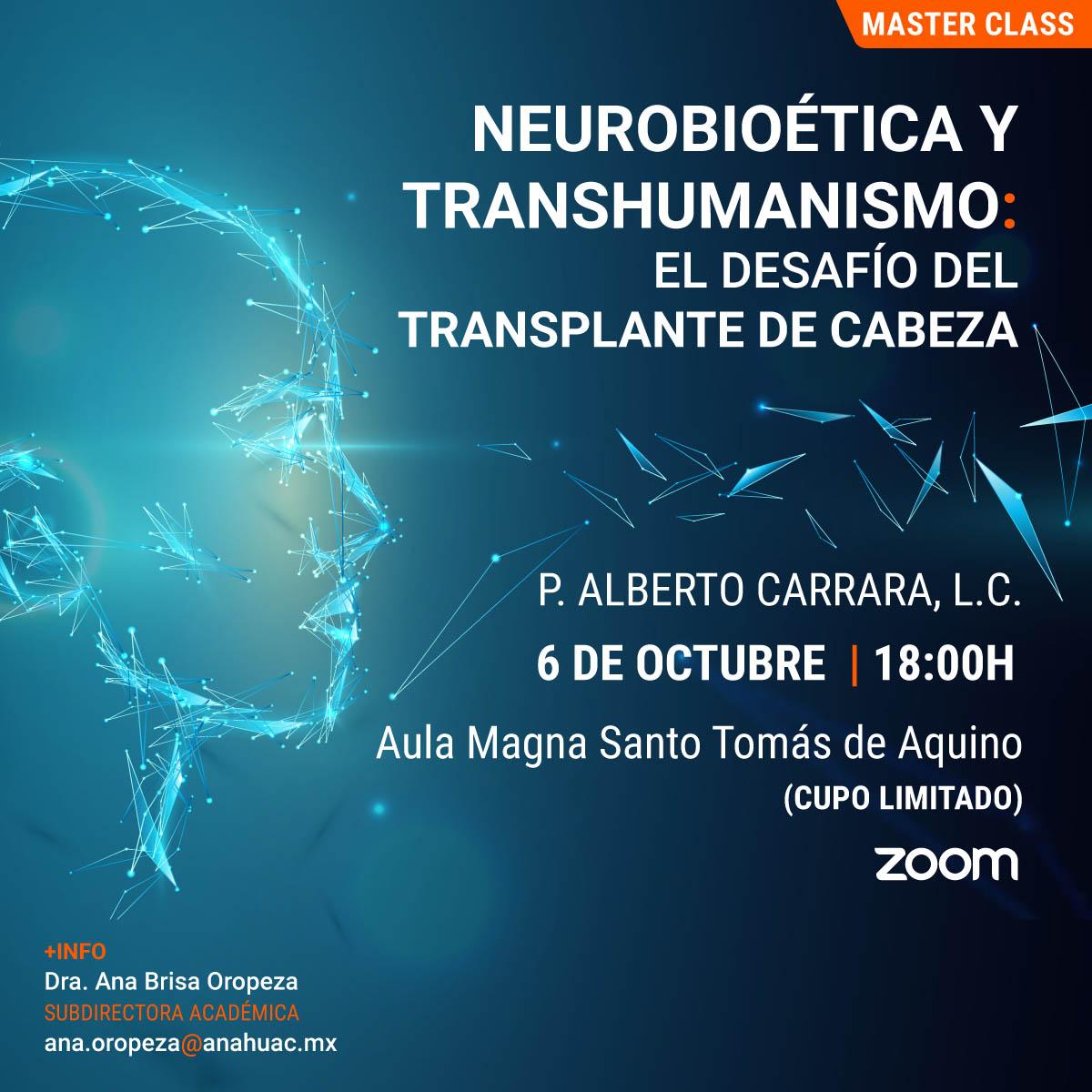 Neurobioética y Transhumanismo: El Desafío del Transplante de Cabeza
