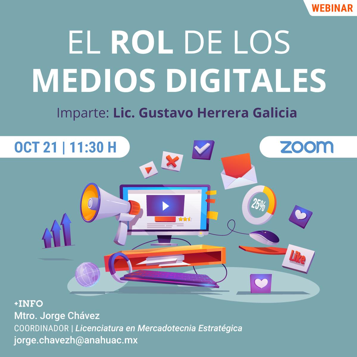 El Rol de los Medios Digitales