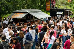 Los alumnos Anáhuac contagian de entusiasmo el Campus Visit