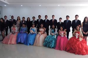 Alumnos Anáhuac participan en festejo organizado por LEPACH y CECAN