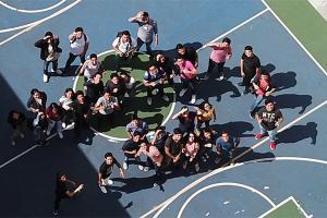 Visita de la Escuela de Ingeniería al Colegio Madrid