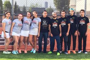 Actividad Deportiva Anáhuac del 3 al 7 de Octubre
