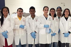 Prácticas en el Laboratorio de Química