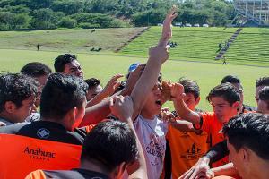 Victoria en Fútbol y Octava Jornada ABE