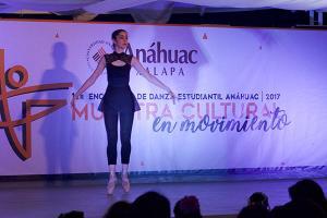 1er. Encuentro de Danza Estudiantil Anáhuac 2017