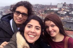 Alumna de Ingeniería Industrial de Intercambio en España