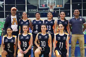 Básquetbol Femenil asciende a Segunda División de la Liga ABE