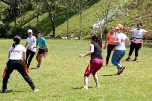 Torneo de Tochito organizado por Grupo CODIGo!