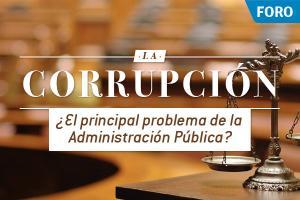 Foro de discusión: La Corrupción