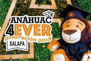 Anáhuac 4EVER Generación 2018